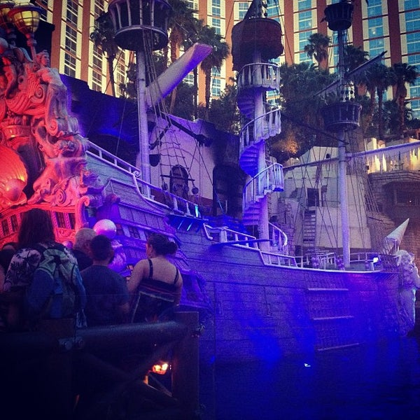 Photo taken at Treasure Island - TI Hotel & Casino by Brooke L. on 6/10/2013