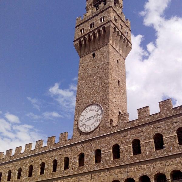 Photo taken at Uffizi Gallery by Sergei P. on 4/13/2013