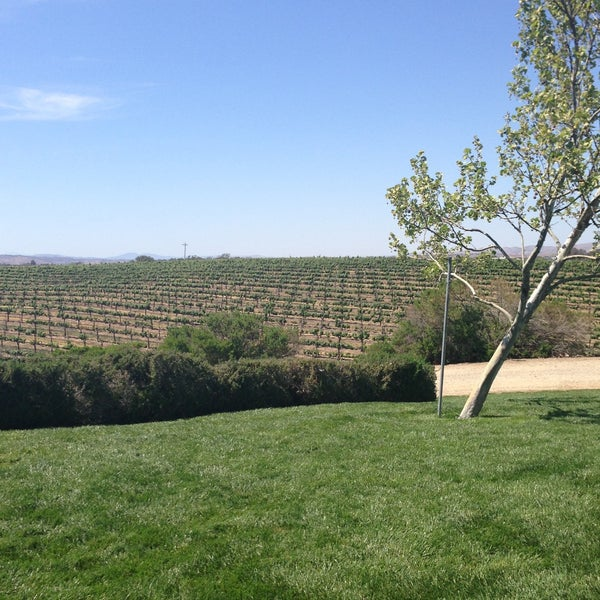 Photo taken at Eberle Winery by Cas H. on 4/19/2013