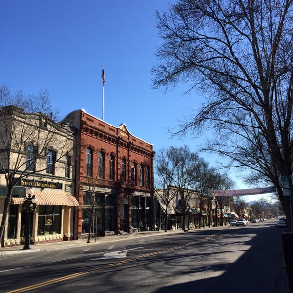 Photo taken at City of St. Helena by Laura P. on 1/1/2015