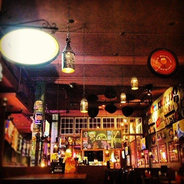 Photo taken at Sunset Cantina by Aline M. on 11/24/2012