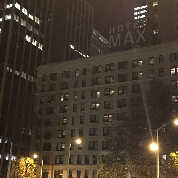 Photo taken at Hotel Max by Taku 目. on 12/12/2015