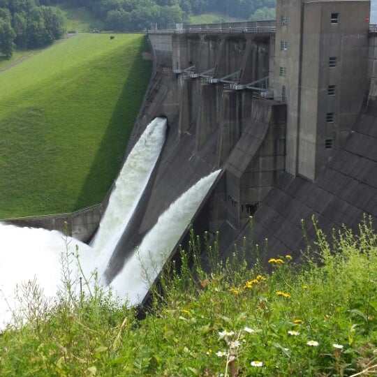 Photo taken at Kinzua Dam by Todd S. on 6/17/2014