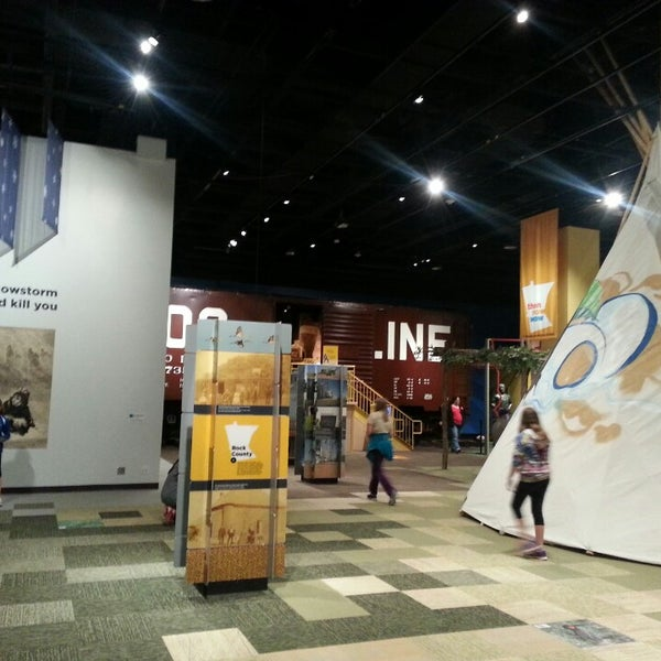 Photo taken at Minnesota History Center by Emily N. on 5/7/2014