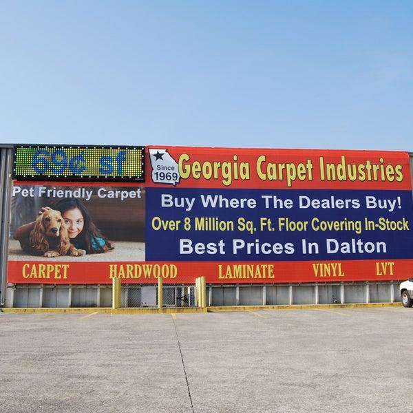 Georgia Carpet Industries Dalton Ga