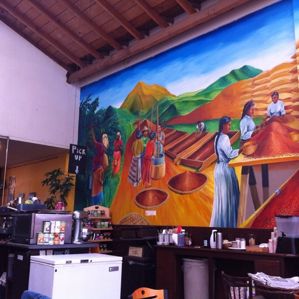 Photo taken at Spasso Coffeeshop by Malcolm J. on 3/20/2014