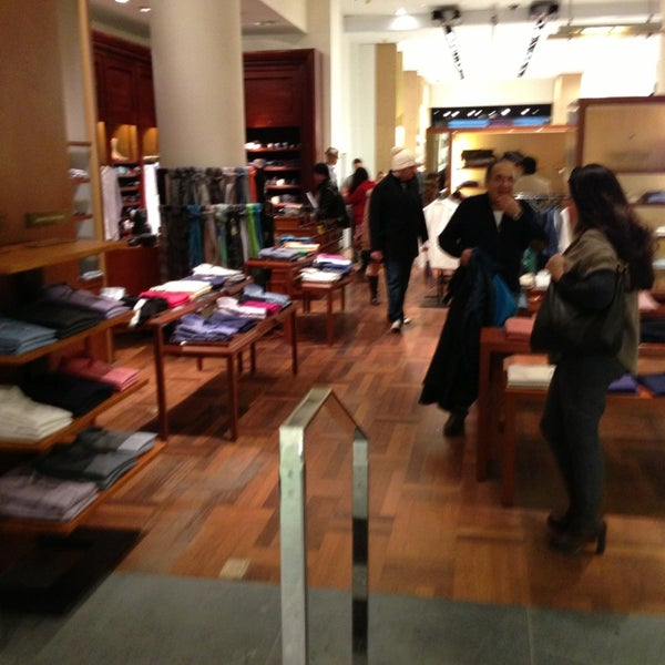 Photo taken at Barneys New York by Ahmed B. on 2/23/2013