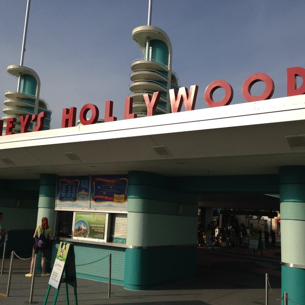 Photo taken at Disney's Hollywood Studios by Alisher Y. on 5/20/2013
