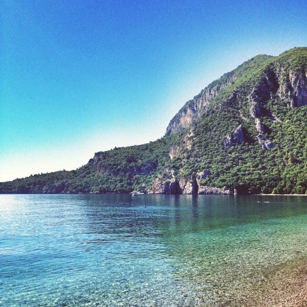 Olympos Plajı - Beach