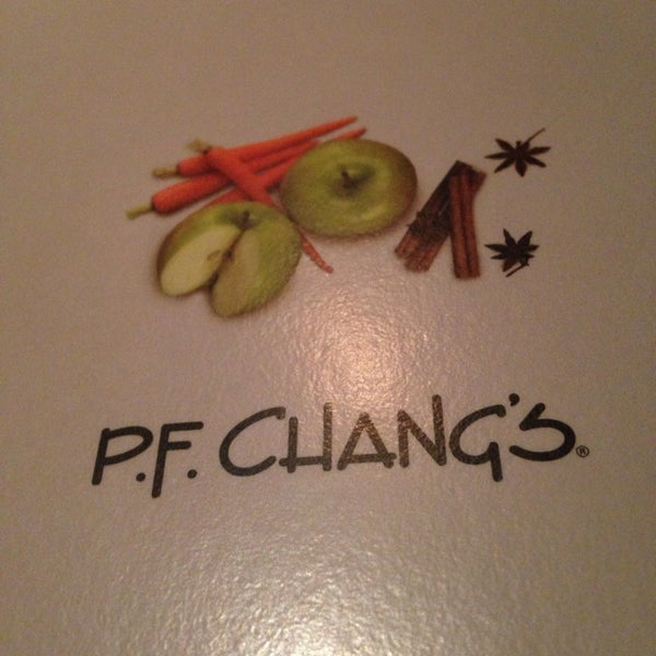 Photo taken at P.F. Chang's by Bryan H. on 1/22/2014
