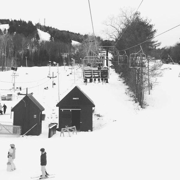 Photo taken at Pat's Peak Ski Area by cartoonztnz w. on 1/18/2016