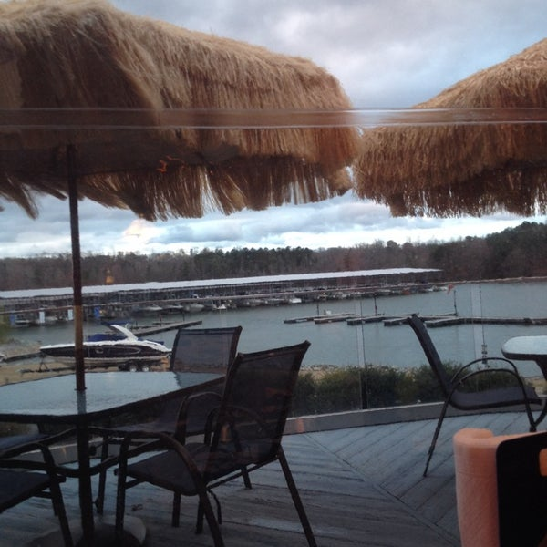 Photo taken at Fish Tales Lakeside Grille by Michael L. on 3/29/2014