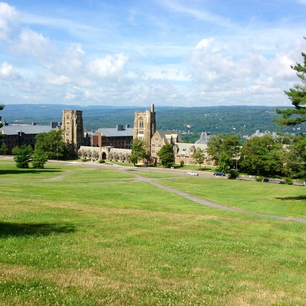 Photo taken at Cornell University by Gabriella H. on 7/8/2013