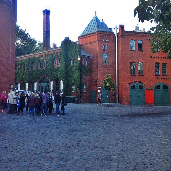 Photo taken at Kulturbrauerei by Алексей Б. on 9/28/2015