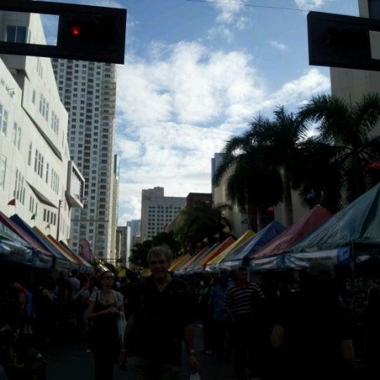 Photo taken at Miami Dade College Wolfson Campus by JLPR on 11/18/2012