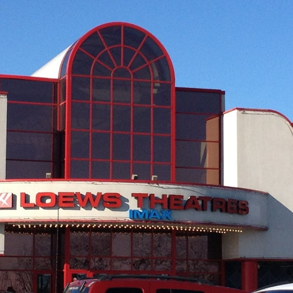 Loews New Brunswick Movie Theater Broken Ipad Screen