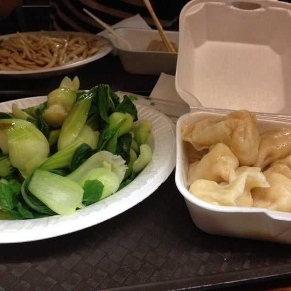 Photo taken at Vanessa's Dumpling House by Sissi F. on 6/29/2013