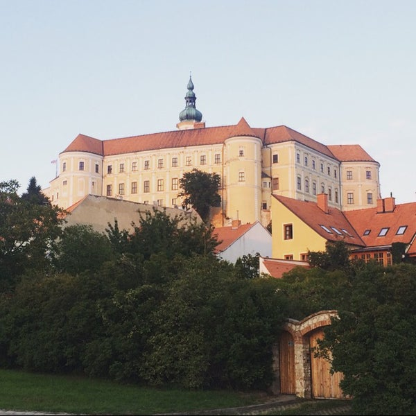 Photo taken at Zámek Mikulov by Jakub R. on 9/12/2015