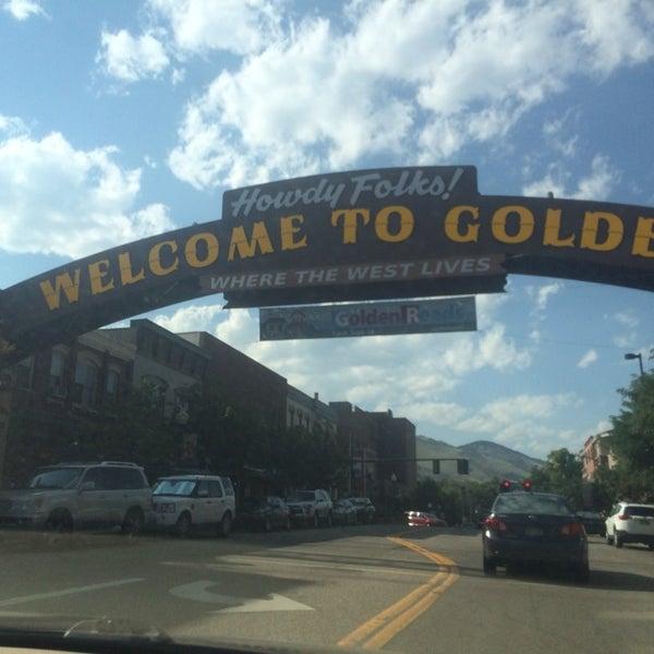 Photo taken at Golden, CO by Meg G. on 9/1/2014