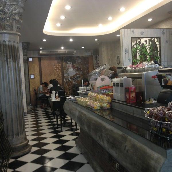 Photo taken at brown sugar cafe by JanۥLumi on 3/22/2015