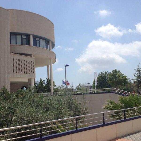 Photo taken at Universitat Jaume I (UJI) by Pablo F. on 7/1/2014