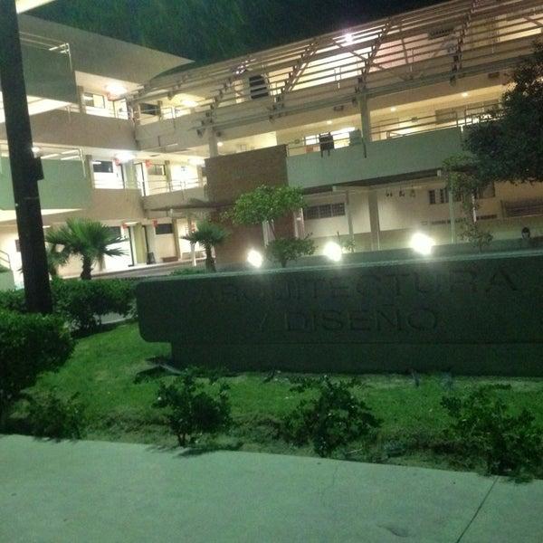 Facultad de arquitectura y dise o uabc unidad universitaria Arquitectura y diseno uabc