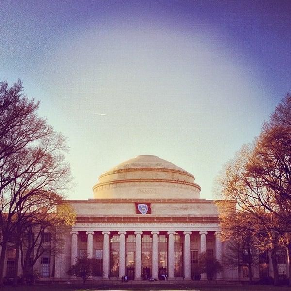 Photo taken at Massachusetts Institute of Technology (MIT) by Virakri J. on 4/26/2013