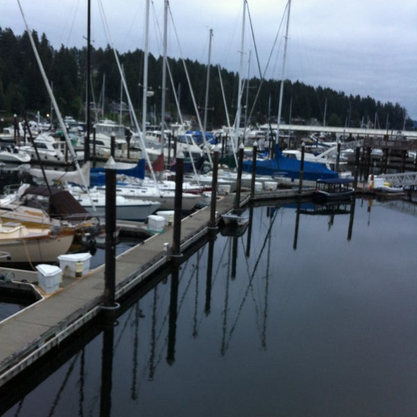 Photo taken at Gig Harbor Waterfront by David Z. on 5/16/2016