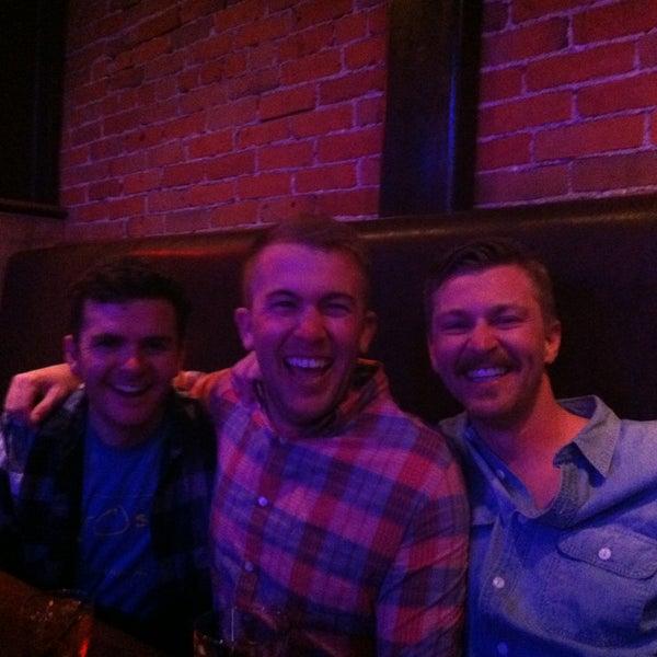 Photo taken at Cornerstone Bar & Grill by Annie B. on 3/5/2013