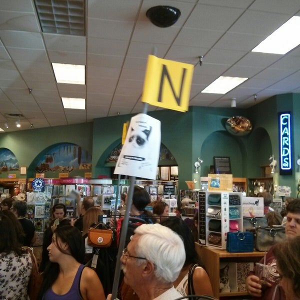 Photo taken at Changing Hands Bookstore by Andreana on 9/22/2013