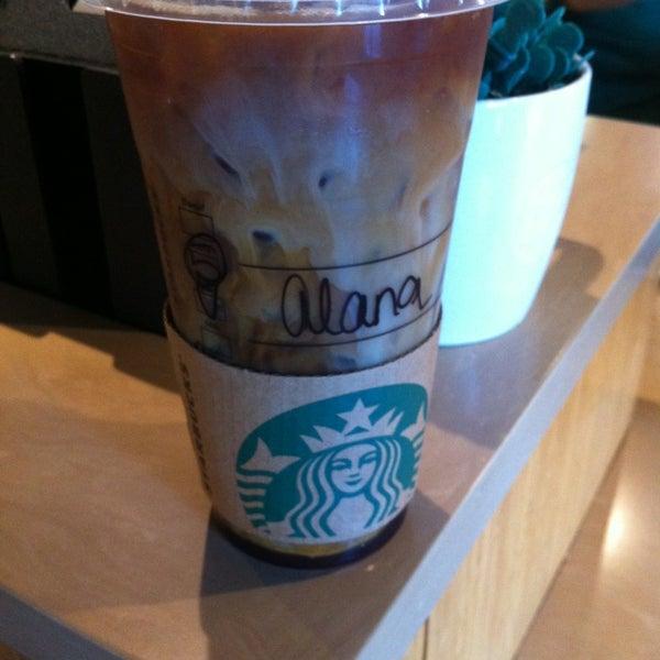 Photo taken at Starbucks by Alanna F. on 7/16/2013