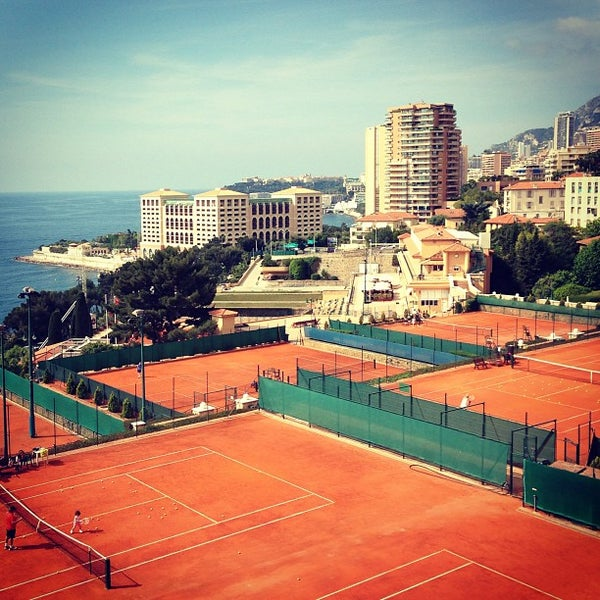 Photo taken at Monte-Carlo Country Club by Otto O. on 5/8/2013