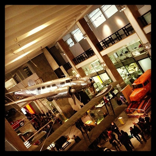 Photo taken at Science Museum by Nuno M. on 3/9/2013