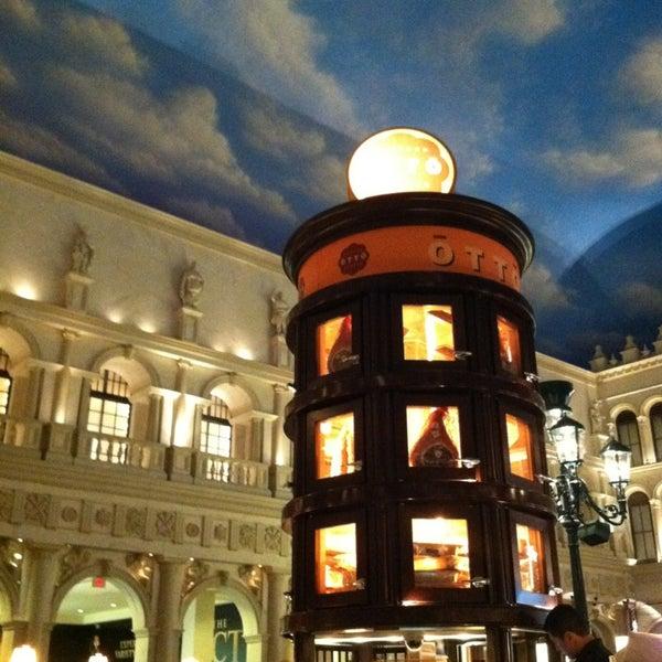 Photo taken at Otto Las Vegas by Cody S. on 3/31/2013
