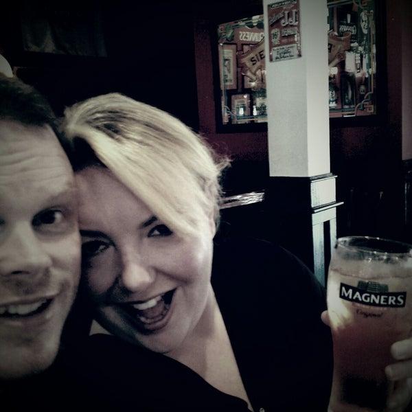 Photo taken at Blarney Stone Bar & Restaurant by Holls W. on 7/3/2014