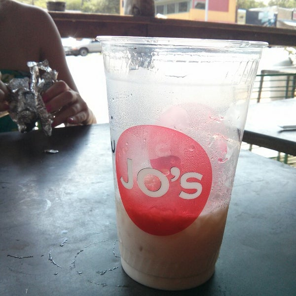 Photo taken at Jo's Coffee by Shane R. on 4/27/2013
