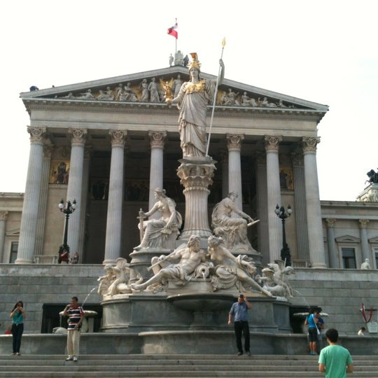 Photo taken at Parlament by Yeonsu H. on 9/4/2012