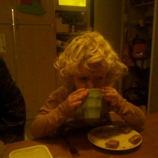 Photo taken at Breakfast Table by Elza v. on 11/21/2011