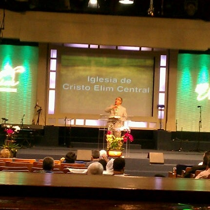 Photo taken at ELIM Central Los Angeles by Juan R. on 7/4/2012