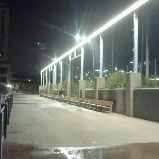 Photo taken at Brooklyn Bridge Park - Pier 6 by The Official Khalis on 9/4/2011
