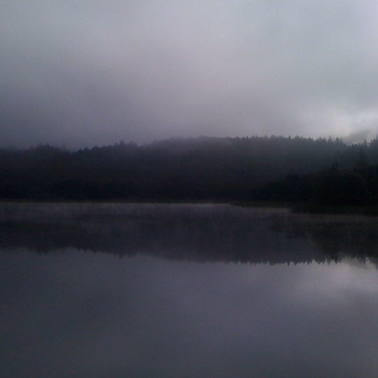 Photo taken at Lake Ilsanjo by Dave B. on 8/30/2011