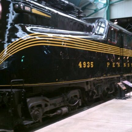 Photo taken at Railroad Museum of Pennsylvania by Tim S. on 8/25/2011