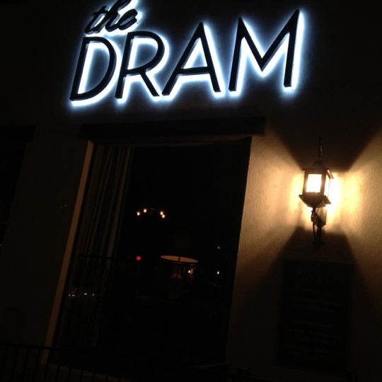 Photo taken at The Dram by John S. on 2/17/2012