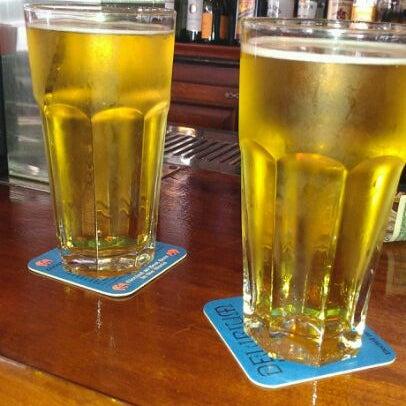 Photo taken at Bleecker Street Bar by Brian R. on 5/26/2012