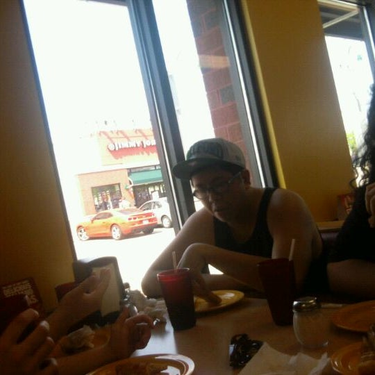 Photo taken at Cicis by Joey J. on 5/19/2012