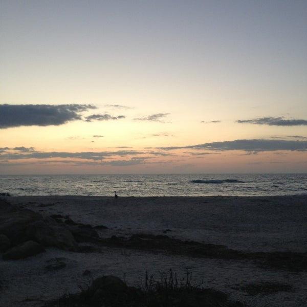 Photo taken at South Jetty / Humphris Park by Bailey G. on 3/20/2013