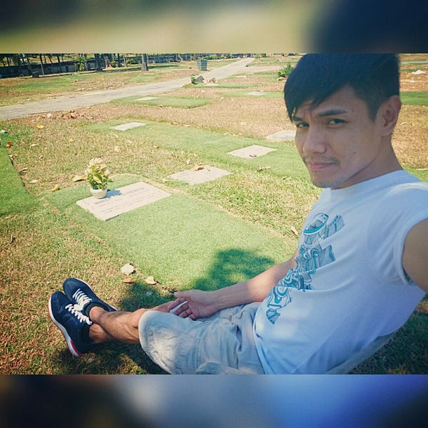 Photo taken at Manila Memorial Park by Edmar G. on 3/10/2015