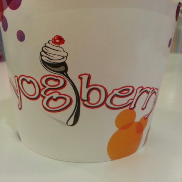 Photo taken at YogiBerry by Michael G. on 6/9/2013