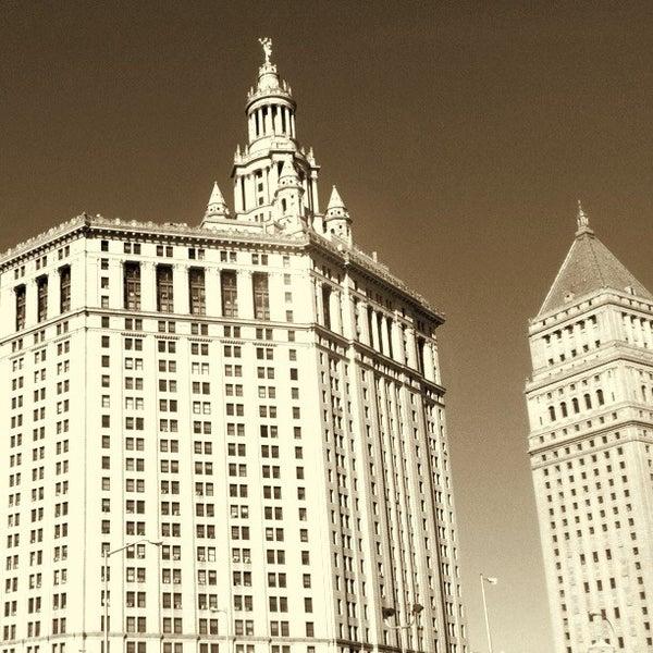 Photo taken at NYC Municipal Building by Jeffrey Z. on 12/30/2012