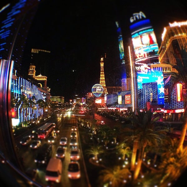 Photo taken at The Las Vegas Strip by Kristen Jane D. on 6/6/2013